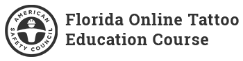 Florida Online Tattoo Education Course